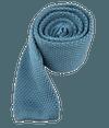 Knitted Ocean Tie