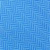 Wool Herringbone Royal Blue Tie
