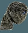 Scramble Knit Silver Tie