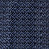 Textured Solid Knit Navy Tie
