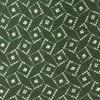 Vexed Geo Dark Clover Green Tie
