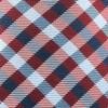 Polo Plaid Red Tie