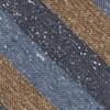 Varios Stripe Brown Tie