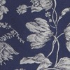 Floral Swell Navy Tie