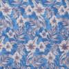 Island Blooms Classic Blue Tie