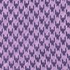 White Wash Houndstooth Lavender Tie