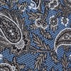 Concord Paisley Light Blue Tie