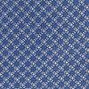 Flower Network Light Blue Tie