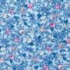 Floral Buzz Sky Blue Tie