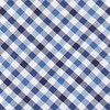 Fair-And-Square Gingham Navy Tie