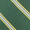 Sergeant Stripe Hunter Green Tie