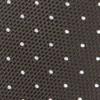 Grenafaux Dots Black Tie
