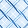 Concord Plaid Carolina Blue Tie