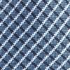Textured Checks Light Blue Tie