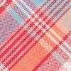 Clarendon Plaid Red Tie