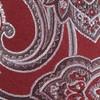 Aaron Paisley Burgundy Tie