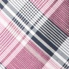 Bryant Plaid Pink Tie