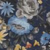 Duke Floral Navy Tie