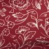 Bracken Blossom Red Bow Tie