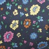 Morrissey Flowers Navy Bow Tie
