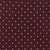 Mini Dots Wine Bow Tie