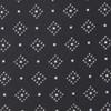 Gemstone Gala Black Bow Tie