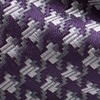 Holiday Houndstooth By Dwyane Wade Eggplant Bow Tie