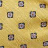 Medallion Scene Yellow Bow Tie