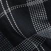 Bohemian Dots Black Bow Tie