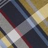 Plaid Harbor Yellow Bow Tie