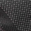 Glimmer Black Bow Tie