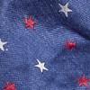 Star Spangled Navy Bow Tie
