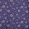 Milligan Flowers Light Purple Pocket Square