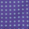 Anemones Purple Pocket Square