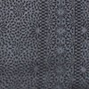 Interlaced Charcoal Pocket Square
