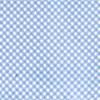 Be Married Checks Light Blue Pocket Square
