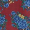 Hinterland Floral Apple Red Pocket Square