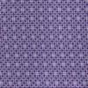 Geoflower Purple Pocket Square