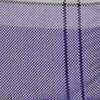Sunrise Plaid Purple Pocket Square