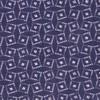 Vexed Geo Purple Pocket Square