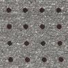 Revolve Dots Brown Pocket Square