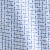 Printed Circles Sky Blue Dress Shirt