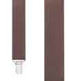Astute Solid Chocolate Suspender