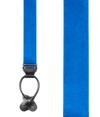 Solid Satin Royal Blue Suspender
