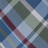 Latham Plaid Blue Tie