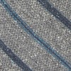 Cargo Stripe Light Grey Tie