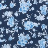 Walnut Street Floral Navy Tie