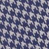 Royal Houndstooth Navy Tie