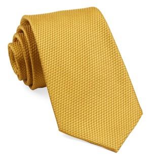 Grenafaux Mustard Tie