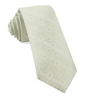 Wedded Lace Sage Green Tie